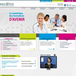 Pascaline - Accueil