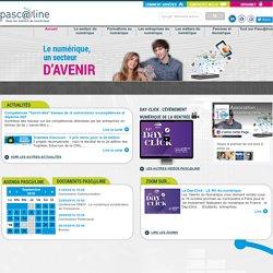 Formation et métier du numérique sur le site de l'association Pascaline - Association Pascaline