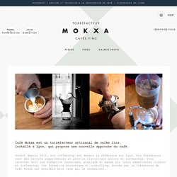 Formation Barista/ Coffeeshop - CAFE MOKXA