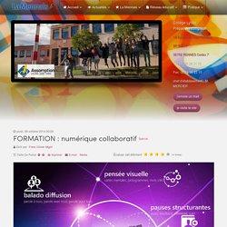 FORMATION : numérique collaboratif