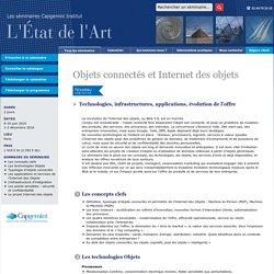 Formation Objets connectés et Internet des objets Capgemini Institut