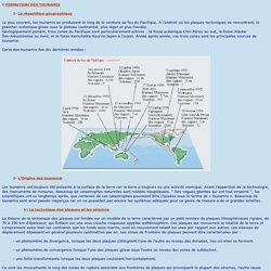 Formation des tsunamis