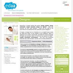 Formation Designer - Ecole de Design et d'Arts Appliqués EDAA