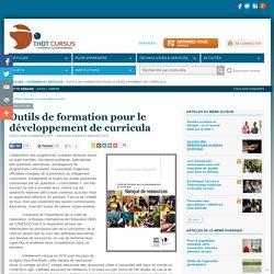 Outils de formation pour le développement de curricula