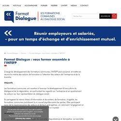 Formation commune au dialogue social dans les entreprises