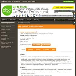 Formation diplômante AFPA : Vendeur conseil en magasin - objectif // AFPA Ile-de-France