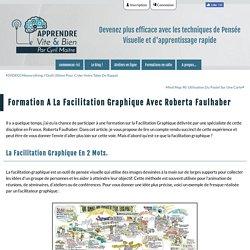 Formation A La Facilitation Graphique Avec Roberta Faulhaber − Le blog ! − Apprendre Vite et Bien