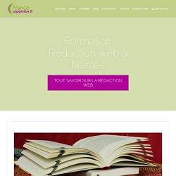 Formation rédaction web à Nantes - Francecopywriter
