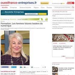 """Formation """"féminine"""" aux bases du num-TRAJECTIO & AGEFOS Honfleur"""