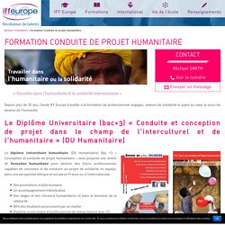 Formation Humanitaire - Iffeurope