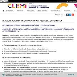PARCOURS EMI - CLEMI