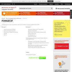 FONGECIF - Formation en Languedoc-Roussillon