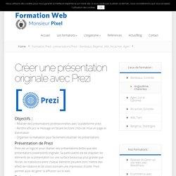 Formation Prezi - présentations Prezi - Bordeaux, Begerac, Albi, Arcachon, Agen
