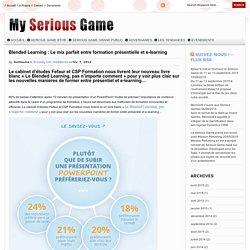 Blended Learning : Le mix parfait entre formation présentielle et e-learning