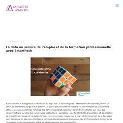 La data au service de l'emploi et de la formation professionnelle avec SmartPath - Lafayette Associés