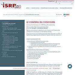 ISRP – Formation en psychomotricité