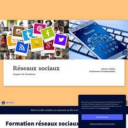 Formation réseaux sociaux by jfiliol.pro on Genially