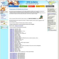 Revue Info Bulle CAFOC PDL