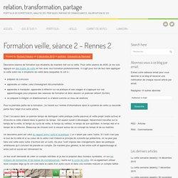 Formation veille, séance 2 – Rennes 2