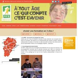 MFR FC - Formations en alternance avec les maisons familiales rurales de Franche-Comté MFR - Fédération des MFR de Franche-Comté