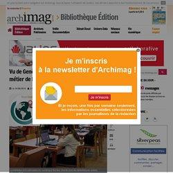 Vu de Genève : Formations continues, le métier de bibliothécaire en pleine mutation