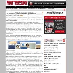 Des formations pour apprendre la cybersécurité