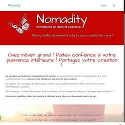 Nomadity formations en développement personnel