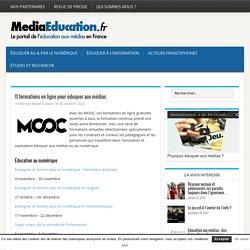 MediaEducation11 formations en ligne pour éduquer aux médias