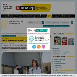 Les formations pour exercer dans le médical - Onisep
