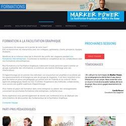 Formations - Marker Power - Les experts de la Facilitation Graphique