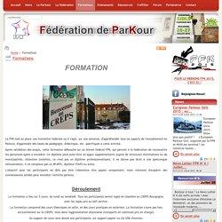 FPK - Fédération de Parkour
