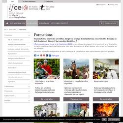 Formations - L'institut français du cheval et de l'équitation
