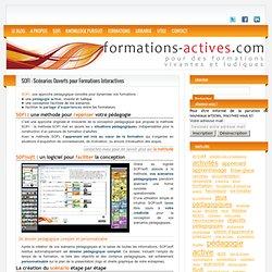 SOFI : Scénarios Ouverts pour Formations Interactives