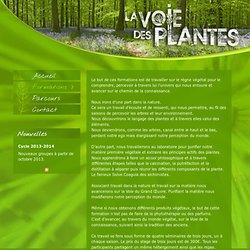 La Voie Des Plantes