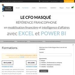 Formations : le CFO masqué