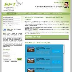 Formations EFT - EFT : le portail francophone