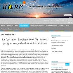 Les Formations – Formations pour les élus locaux par le R.A.R.E