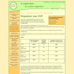 Formations équestres professionnelles, métiers du cheval : CPNE-EE.org