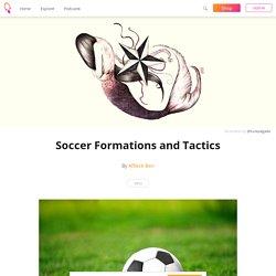Soccer Formations and Tactics - Affleck Ben