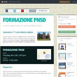 FORMAZIONE PNSD