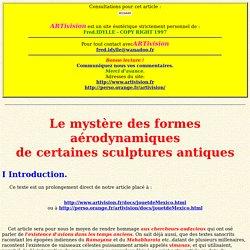 Formes aérodynamiques antiques