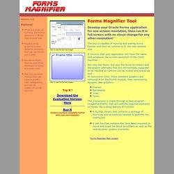 FormsMagnifier
