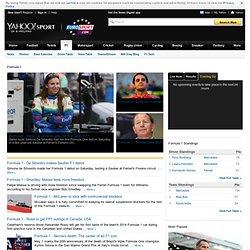 F1 Live - Yahoo! Eurosport UK