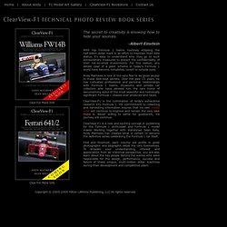 Formula One Model Art