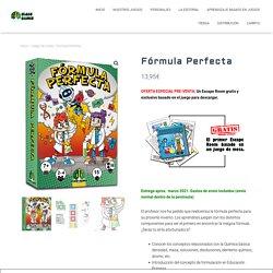 Fórmula Perfecta – Class Games