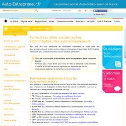 Kit de l'Auto-entrepreneur