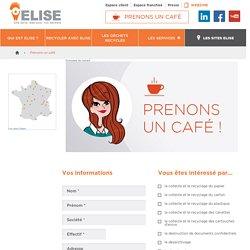 Formulaire de contact Réseau Elise
