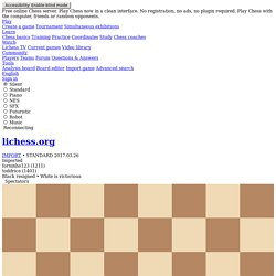 forninho123 (1211) vs toddrico (1401) in pldn1EMD : B00 Nimzowitsch Defense: Lean Variation