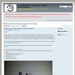 Foro BMW F800GS / F650GS twin / F700GS www.forof800gs.es