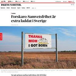 Forskare: Samvetsfrihet är extra laddat i Sverige